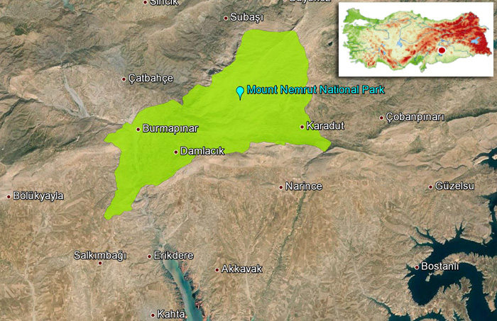 Mount_Nemrut_National_Park_Map