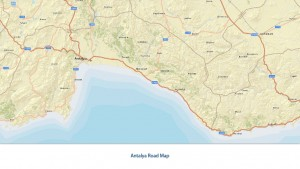 Antalya_Road_Map
